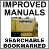 Thumbnail Collection of 2 files: IH Hough H65C H-65C Payloader Service Manual & Illustrated Parts Manual Catalog - DOWNLOAD