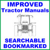 Thumbnail Collection of 2 files: Ford New Holland 3230 Tractor 6 Volume Factory Service Repair Manual & Operators Manual - IMPROVED - DOWNLOAD