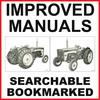 Thumbnail Collection of 3 Files: McCormick International IH 434 Tractor Repair Service Manual, Operators Manual & Parts Catalog Manual - DOWNLOAD
