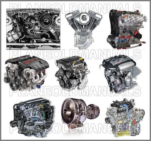 Lycoming O 360 A4N Engine Parts Catalog Parts Manuals Manual DOWNLOAD