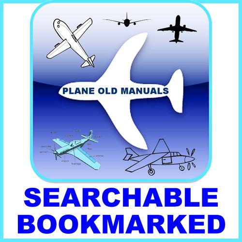 Mooney M20F SERVICE Manual PARTS Catalog Schematics 3 MANUALS IMPROVED DOWNLOAD