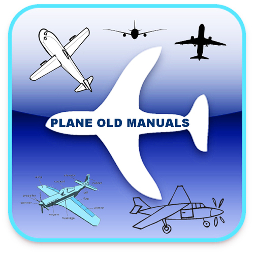 Pay for Collection of 2 files: Cessna 172 Series Factory Service Repair & Illustrated Parts Manuals 1963-1968 - IMPROVED - DOWNLOAD