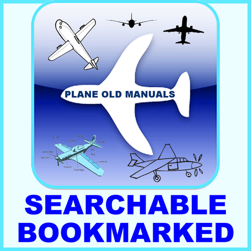 Pay for Collection of 3 files - Beechcraft Duke B60 Series Service Maintenance Manual, Parts Manual & POH - IMPROVED - DOWNLOAD