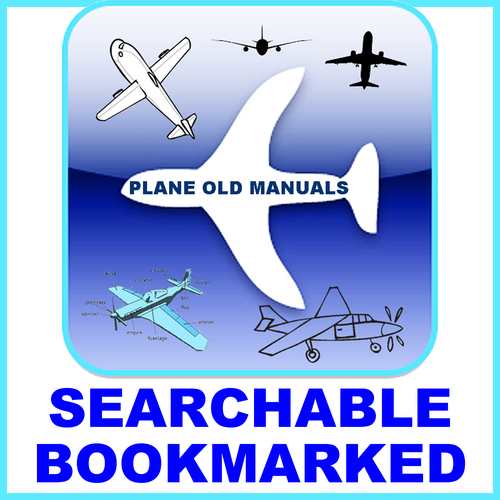 Beechcraft Debonair 35 33 Pilots Operating Manual POH FAA AFM IMPROVED DOWNLOAD