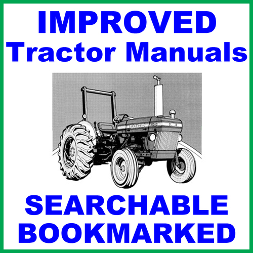 ford new holland 5030 tractor 6 volumes service repair workshop rh tradebit com