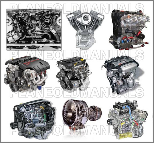 Pay for Lycoming 0-235-C  0-290-D Engine Overhaul SERVICE Manual - DOWNLOAD