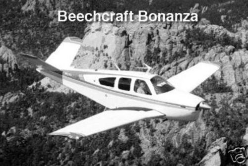 beechcraft bonanza v35 maintenance service manual 2005 1 download