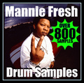 Thumbnail 800 MANNIE FRESH DRUM SAMPLES
