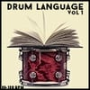 Thumbnail Drum Language Vol 1 - 1/2 Price sale