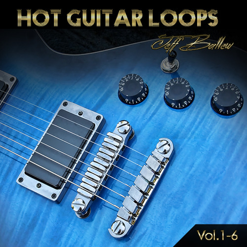 Pay for Jeff Ballew - Hot Guitar Licks Vols 1-6 - 60 off Sale