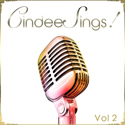 Pay for Cindee Sings! Vol 2 - 40 off Sale