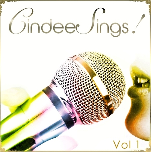 Pay for Cindee Sings! Vol 1 - 40 off Sale