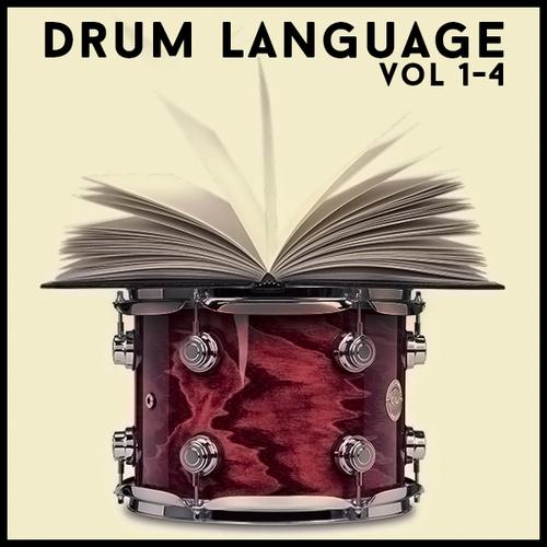 Pay for Drum Language Vols 1-4 60 off Sale