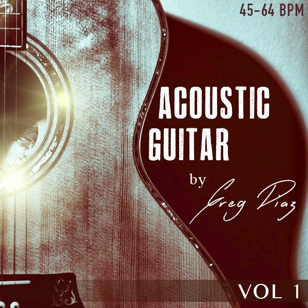 Pay for Greg Diaz Acoustic Guitar Vol 1 - 1/2 Price Sale