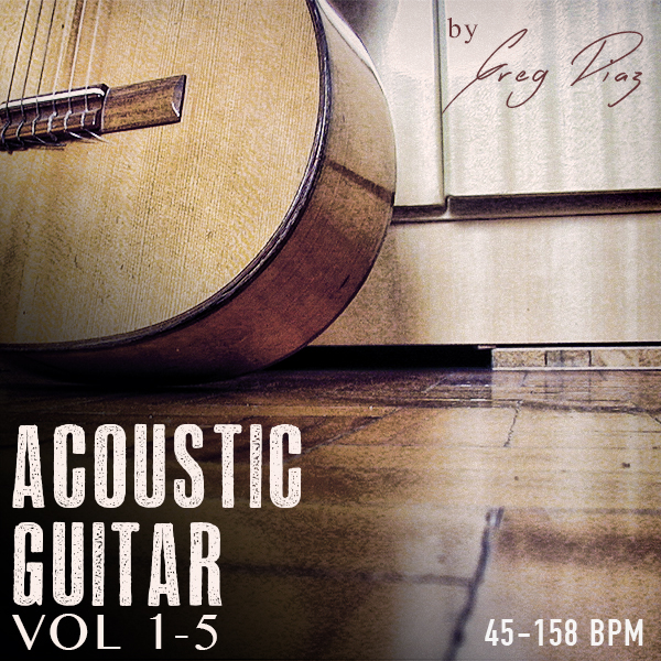 Pay for Greg Diaz Acoustic Guitar  Vols 1-5 - 60 off Sale