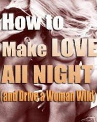 Pay for HOW to make SEX LAST mehr