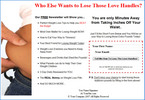 Thumbnail Diet/Weight Loss - Lose the Lovehandles Email Messages PLR