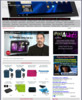 Thumbnail Computer Tablets PLR Website with Private Label Rights