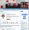 Thumbnail Home Decor PLR Amazon Store Website - Pre-Loaded