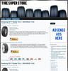 Thumbnail Tire Store PLR Amazon Turnkey Website