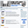 Thumbnail Home Appliance PLR Amazon Pre-Loaded Store Website