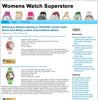 Thumbnail Womens Watches PLR Amazon Store Website