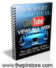 Thumbnail 10,000 Real YouTube Views in a Week PLR Listbuilding Set