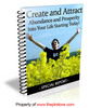 Thumbnail Abundance and Prosperity PLR Listbuilding Set with Messages