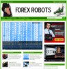 Thumbnail Forex Robots PLR Website with private label rights