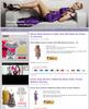 Thumbnail Dress Fashion PLR Amazon Turnkey Store Website