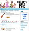 Thumbnail Kids Toys PLR Amazon Turnkey Store Website