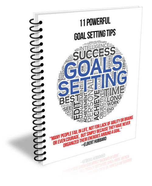 Pay for Goal Setting PLR Listbuilding Set with private label rights