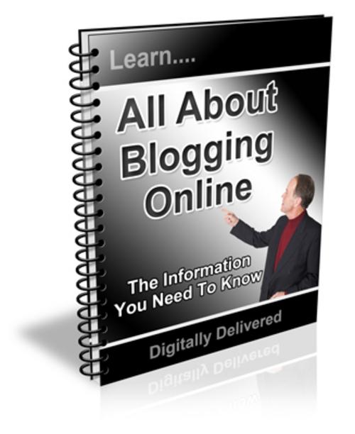 Pay for Blogging PLR Autoresponder Messages (24)