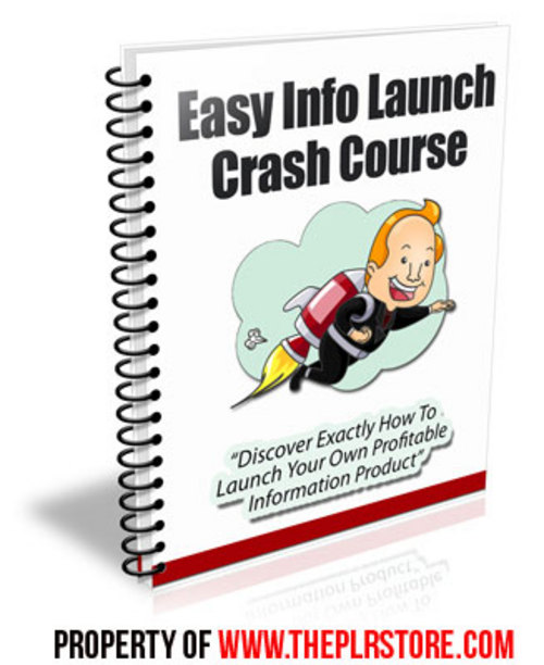 Pay for Easy Info Product Launch PLR Autoresponder Messages