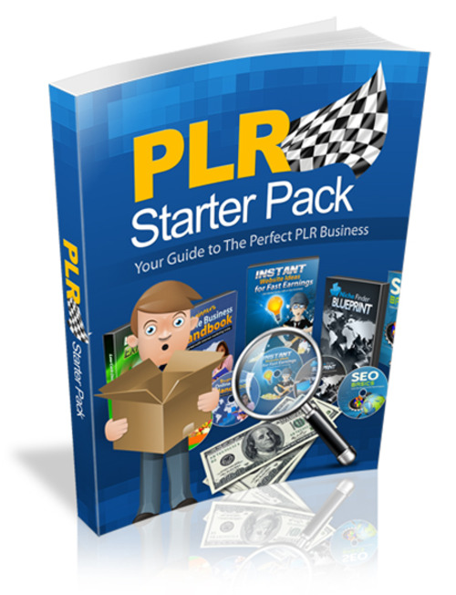 Pay for PLR Starter Pack 2015 - Master Resell Rights