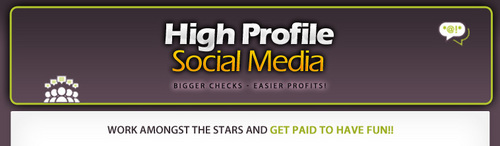 Pay for High Profile Social Media (Complete Training Course)