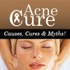 Thumbnail Acne Cure Mini Website Templates