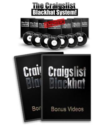 Pay for Craiglist Blackhat System (MRR)