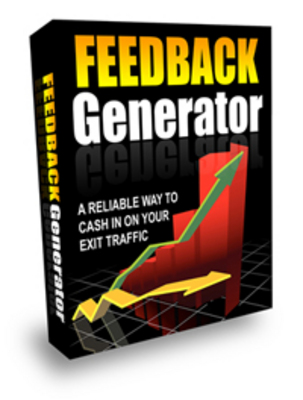 Pay for Feedback Generator (MRR)