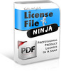 Thumbnail License File Ninja with RR + 2 Bonus