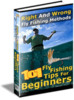 Thumbnail 101 Fly Fishing Tips For Beginners - PLR Rights Included