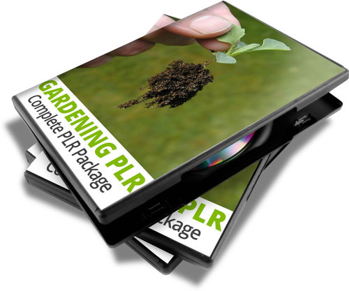 Free Gardening PLR Pack (ebook, articles, e-course, templates) Download thumbnail