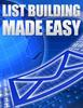 Thumbnail ListBuildingMadeEasy - Quality PLR Download