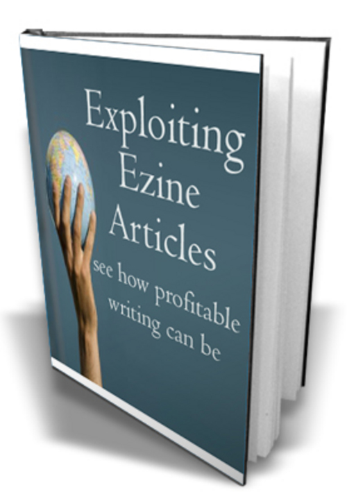 Pay for Exploiting Ezine Articles - Quality PLR Download
