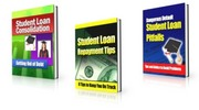 Thumbnail 3 Student Loan Reports Pack (PLR)