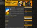 Thumbnail Halloween Templates > Wordpress - Blogger - HTML > MRR