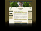 Thumbnail Wildlife Wordpress theme and website template with tiger