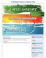 Thumbnail 12 Christmas Wordpress Themes with PLR