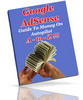 Thumbnail Google AdSense A To Z - New ebook with PLR