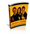 Thumbnail Firesale Essence - New ebook with PLR
